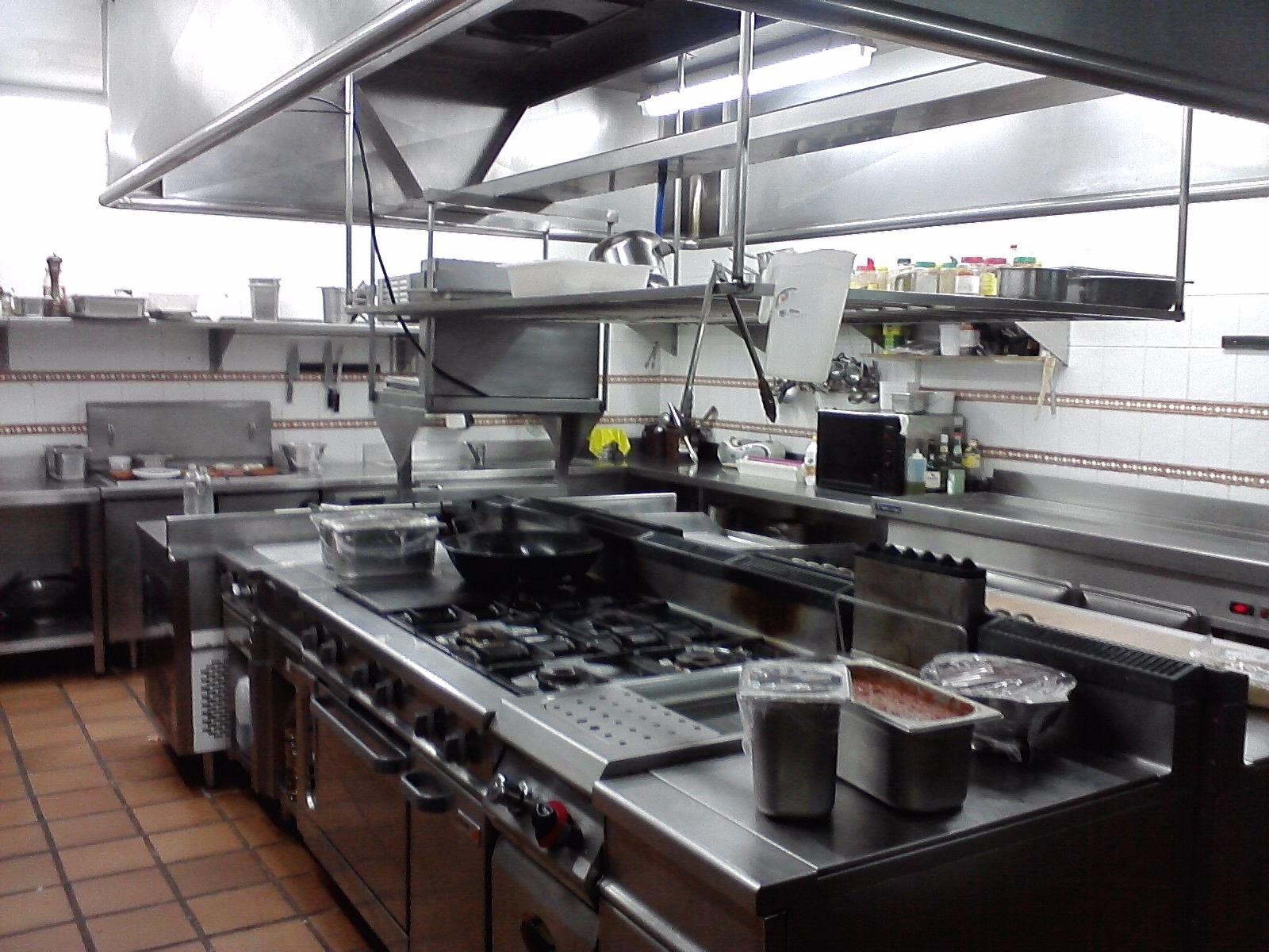 Limpieza de cocinas industriales - Stop deshollinadores, limpieza de chimenea...