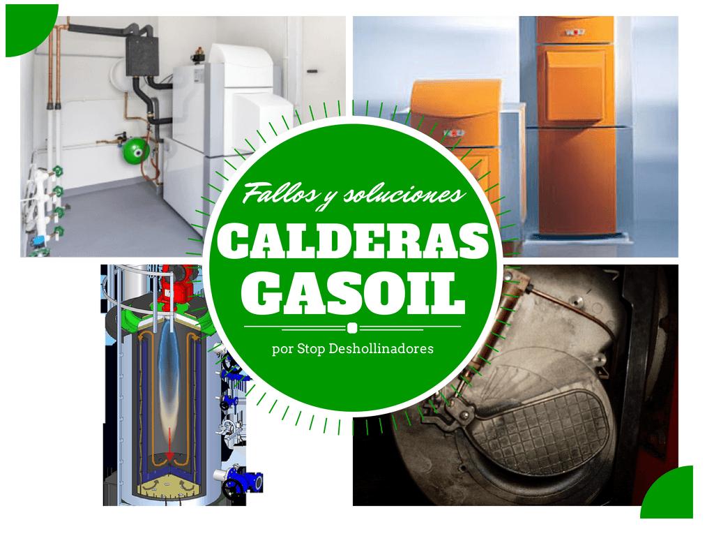 fallos y soluciones calderas de gasoil