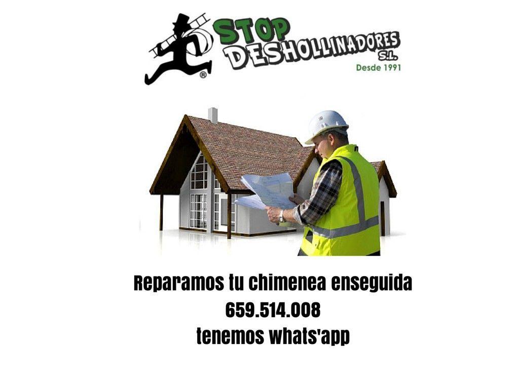 reparacion-de-chimeneas-madrid