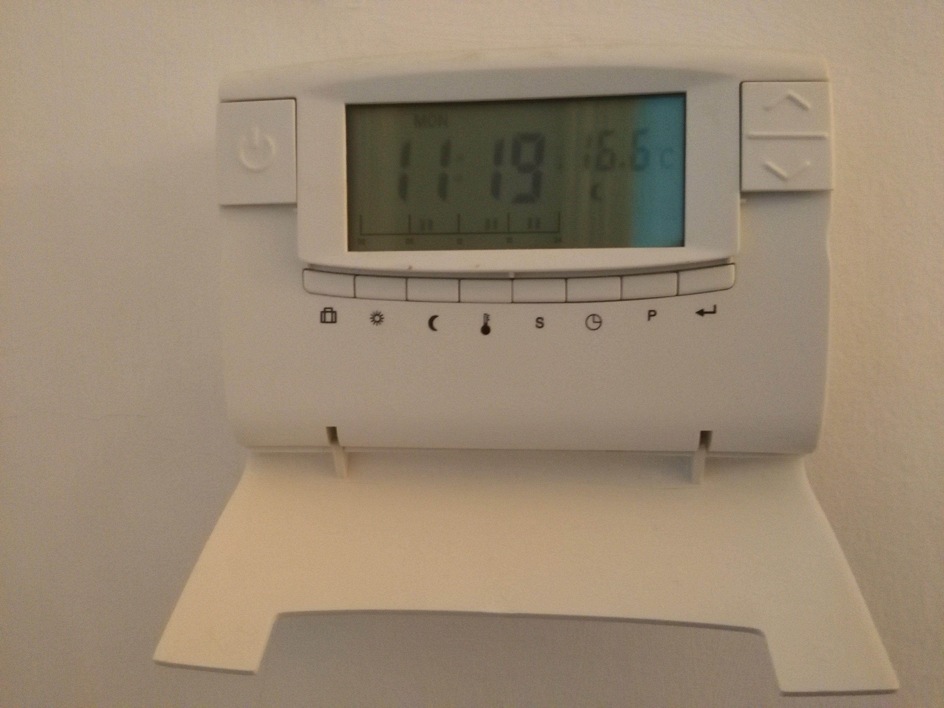 No calientan los radiadores