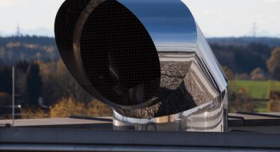 Normativa de extracción de humos y ventilación de cocinas